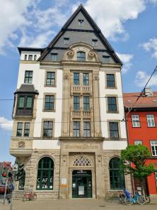 Heutige Hauptbibliothek am Domplatz