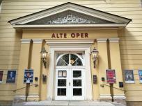 Alter Oper ,heute Spielsättte des Kabaretts Erfurter Puffbohne