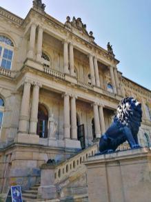 Portal des Herzoglichen Museum