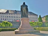 Denkmal für Herzog Ernst der Fromme