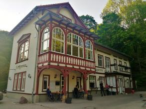 "Das Auflugslokal ""Berggarten"""