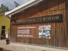 Das Nationalparkzentrum