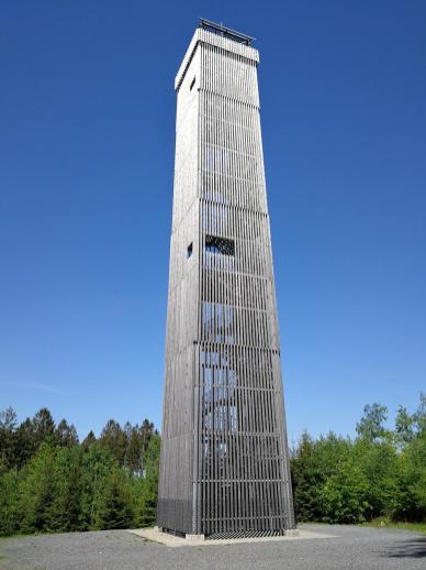 Der 42,5 Meter hohe Möhneseeturm