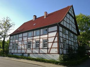 Historisches Bauernhaus in Körbecke
