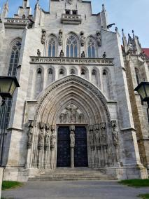 Portal der Marienkirche