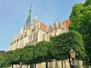 Seitenanischt der Marienkirche
