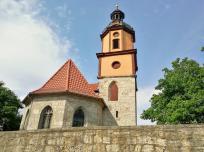 Die Kilianikirche, Domizil der 3K-Theaterwerkstatt