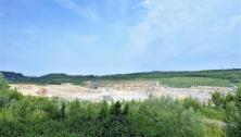 Blick in den Steinbruch Silberberg