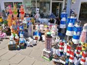 Deko-Shop an der Hauptstraße in Carolinensiel