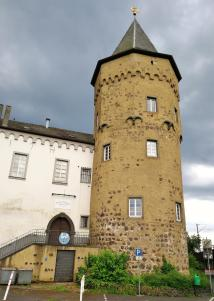 Bergfried der Burg Linz