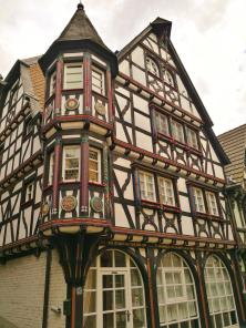 Fachwerkhaus in der Neustraße