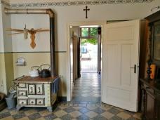 Arbeiterhaus: Küche