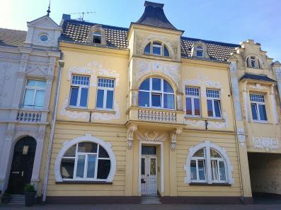 Hübsches Jugendstil-Gebäude in Niederelten
