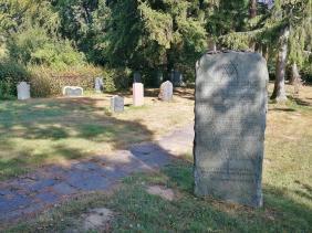 Jüdischer Friedhof oberhalb von Alfter