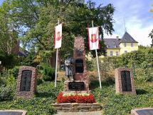 Kriegerdenkmal in Alfter