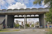 ENCI, das große Zementwerk an der Maas, gehört heute zum Konzern HeidelbergCement