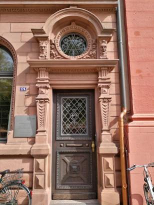 Die Türen von Heidelberg