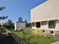 Windspiele am Musée d'Art Moderne Grand-Duc Jean
