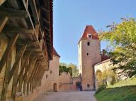 Auf Burg Trausnitz