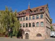 Das alte Herrenschießhaus