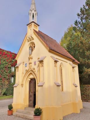Kleine Kapelle an der Landwehrgasse