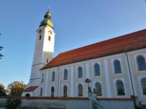 Dir Klosterkirche Attel