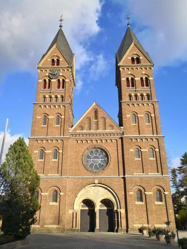 Die katholische Pfarrkirche St. Germanus