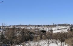 Blick vom Lönsfelsen hinüber nach Lammersorf