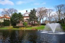 Noble Villen im Gartenstadtviertel Duinoord