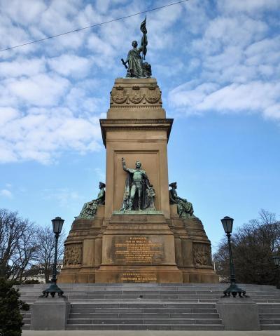 Denkmal für die Befreiung von französischer Herrschaft im Jahre 1813