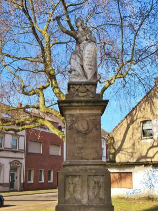 Denkmal für die Wacht am Rhein aus der Kaiserzeit