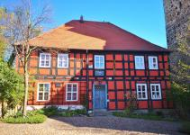 Pfarrhaus neben der Marienkirche