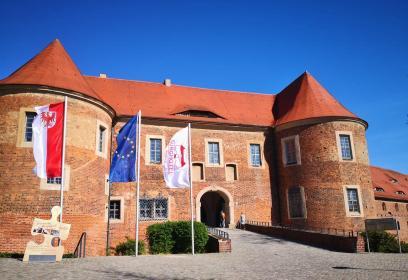 Portal der Burg Eisenhardt