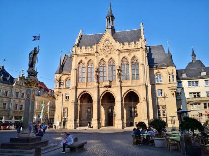 Das Alte Rathaus am Fischmarkt