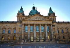 Prächtiger Bau des Bundesverwaltungsgerichts
