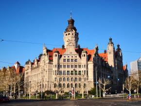 Stadtwanderung durch Leipzig