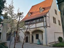 Hier wurde Luther im Jahre 1483 geboren