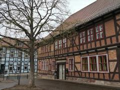 Pfarrhaus neben der St. Blasii -Kirche
