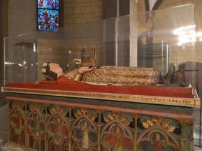 Grabmal des Pfalzgrafen Heinrichs II. von Laach