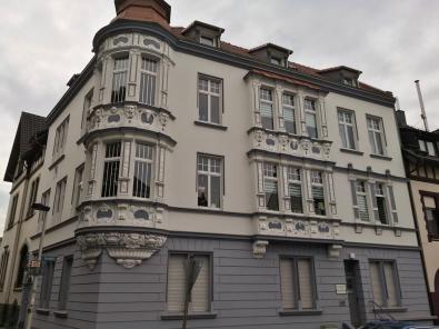 Stadthaus aus der Gründerzeit