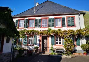 Hübsches Winzerhaus in Graach
