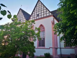 Die reformierte Klosterkirche im Seligen Winkel