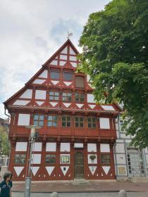 Frontanstischt des Alten Rathaus