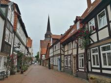 Die historisch erhaltene Keßlerstraße
