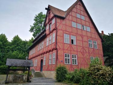 Das heutige Niedersäschsiche Landesinstitut für schulische Qualitätsenwicklung an der Keßlerstraße