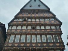 Fassadendetails am Knochenhaueramrshaus