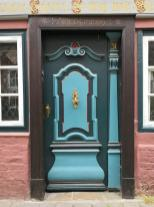 Die Türen von Lüneburg