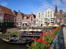 Blick auf den Stintmarkt