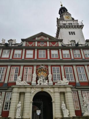 Das Schlossportal