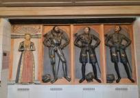 Mitglieder des Braunschweiger Herrschergeschlechts, die hier bestattet sind